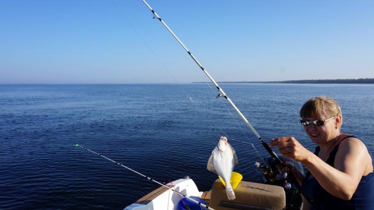 рыболовный тур по черному морю