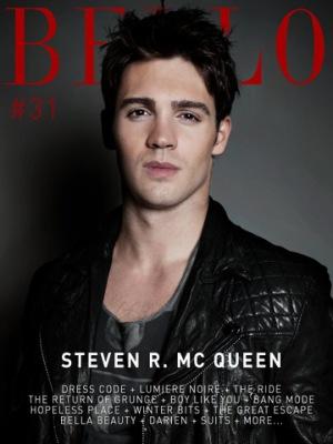 Стивен для Bello Mag