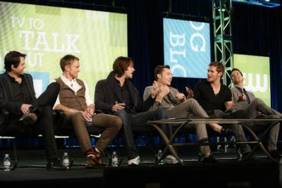 Winter TCA Tour - 'Badass Boys' Panel [12 января]