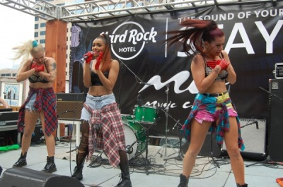 Hard Rock during SXSW & Perez Hilton's One Night in Austin [17 марта]
