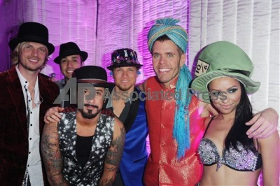 Perez Hilton's Mad Hatter themed Birthday Party []24 марта