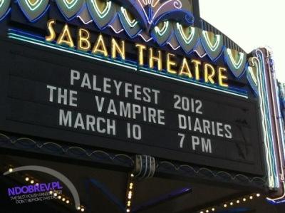 PaleyFest [10 марта]