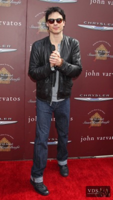 John Varvatos 9th Annual Stuart House Benefit [11 марта]