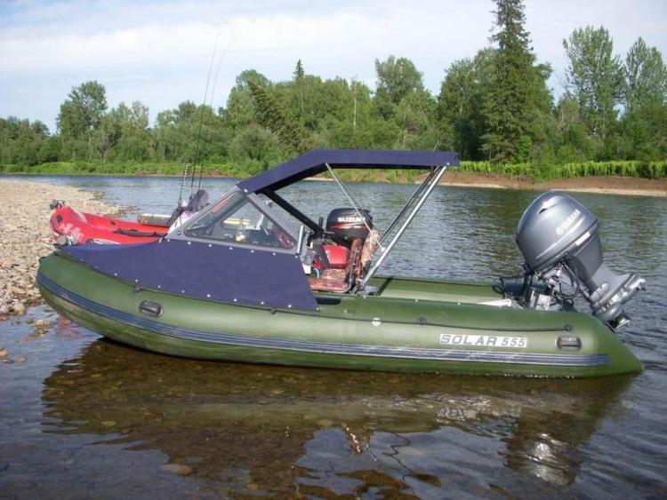 Аксессуары для лодок пвх тюнинг своими руками