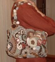 Вязание крючком сумка фриформ. http://olga.maxiwebsite.ru/2011/11...