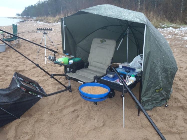 самоделки рыбалка столик