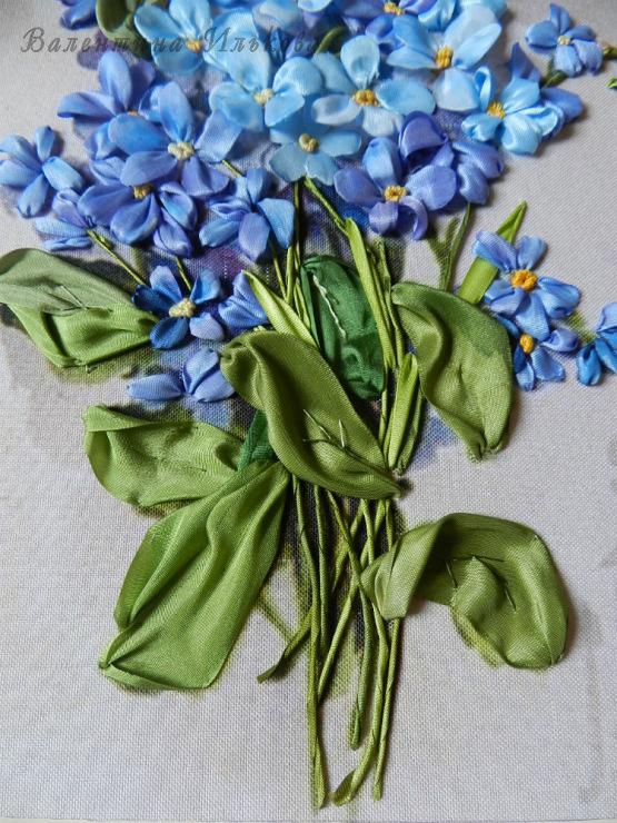 Вышивки Валентины Ильковой
