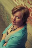 Портрет писательницы Натальи Кочелаевой