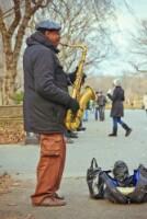 Фоторепортаж «На улицах Нью-Йорка».
