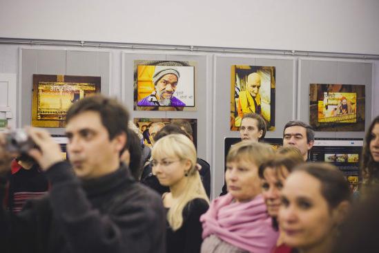 """Выставочный зал """"Атриум""""."""