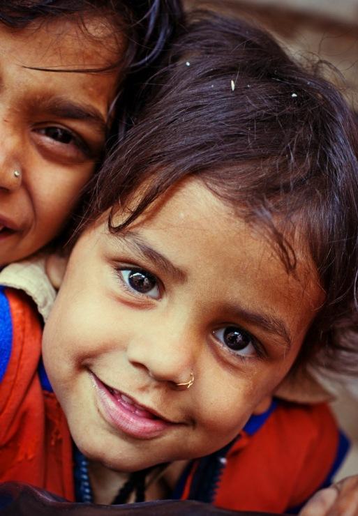 Дети - самые прикольные и незакомплексованные индусы.
