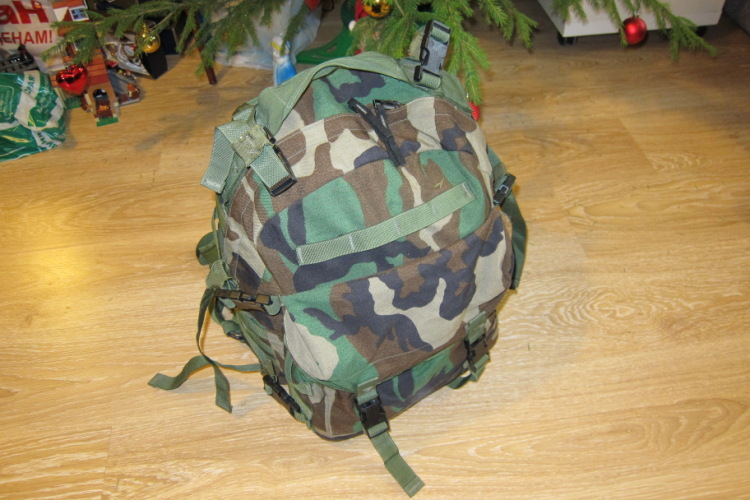 Рюкзак армейский США molle sds assault pack (БУ) - 3000 руб.