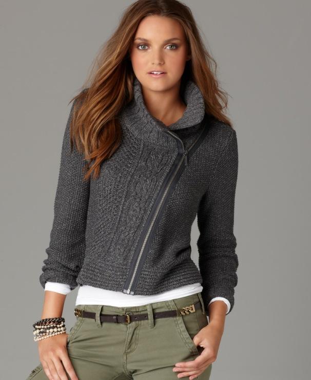 Вязание крючком куртка женская 97