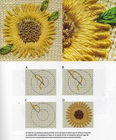 Размещаю вторую часть книги о способах вышивки по вязаному спицами полотну.  Вам книга понравилась, а первая часть...