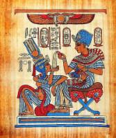 """Оригинал схемы вышивки  """"египет """" ."""