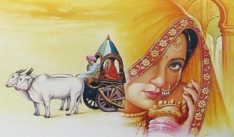 Индийский свадебный фотограф Tanishq Bridal.  Загадочная...