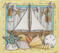 Часть 27.  Все альбомы larisaros.  Морские картинки ( Много.  Картинки для декупажа.  Венецианское.  93 фото.
