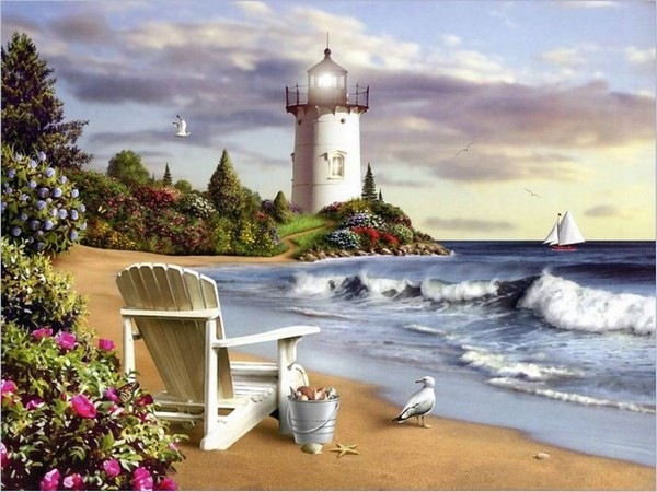 Gallery.ru / Фото #64 - Морское. - larisaros.