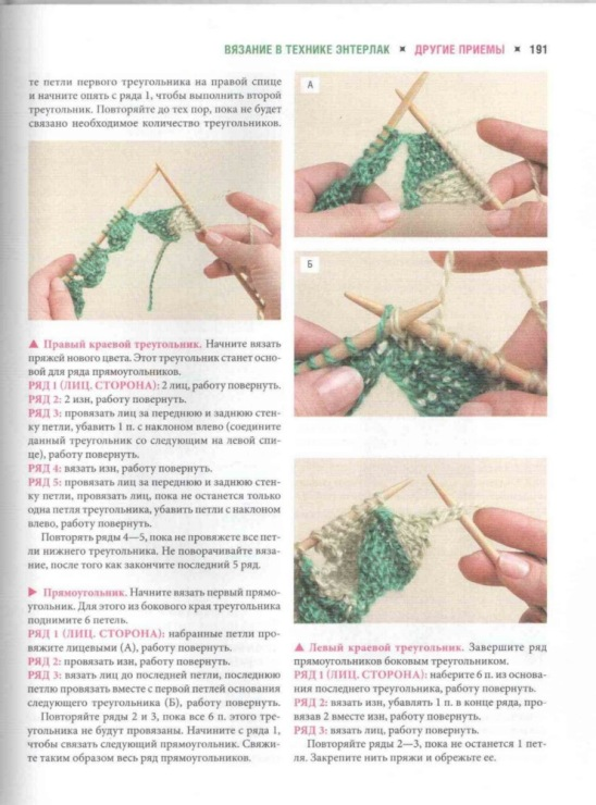 Энтерлак в вязании
