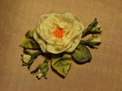 Вышивка лентами маргариты тихоновой
