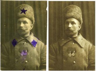 Ретушер Степан Нечаев-Петросян - Москва